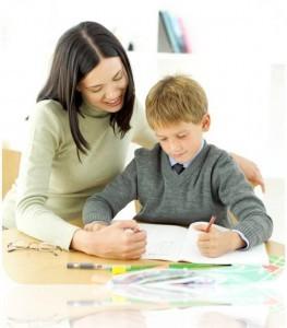 Помощь в приготовлении уроков